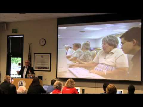 Designing for Seniors - WordCamp Orange County 2015