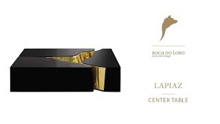 The Lapiaz Center Table-Boca do Lobo