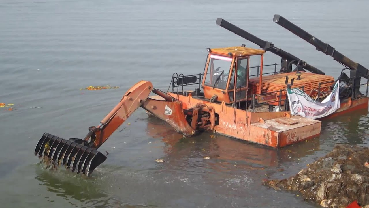 Cleaning Hussainsagar: Has state govt given up ...