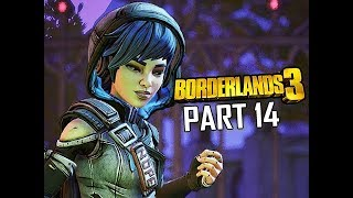 BORDERLANDS 3 Walkthrough Gameplay Part 13 - AVA (Let's Play Commentary)