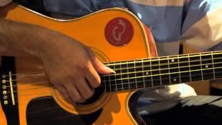 cách đánh guitar bằng phím & ngón