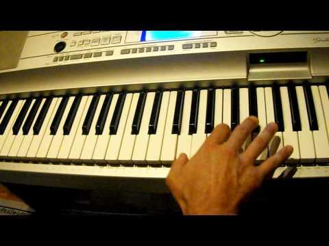 TUTORIAL per PIANOFORTE - VIA CON ME - Paolo Conte [by RuBeNs]