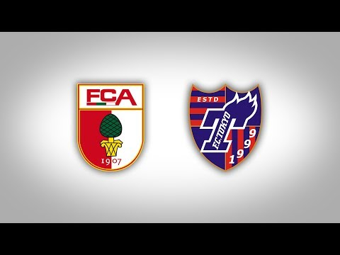 RE-LIVE: Der FC Augsburg testet gegen den FC Tokyo