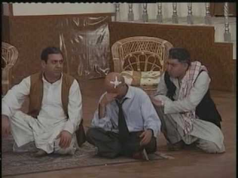 Babbu Baral and Sohail Ahmad Funny Qawali  Stage Drama, Punjabi