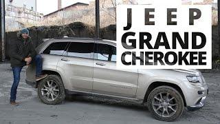 Jeep Grand Cherokee 3.0 V6 CRD 250 KM, 2014 - test AutoCentrum.pl #160
