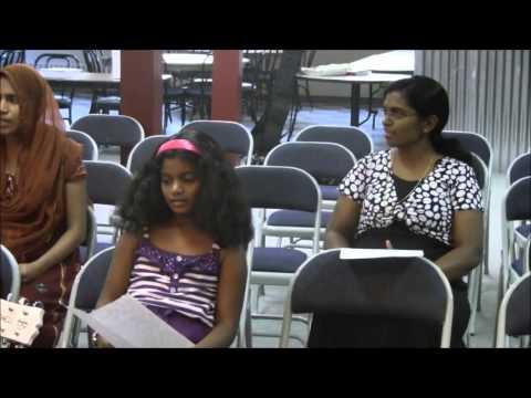 CFC Denver Telugu Mini Worship 2 Led By Sis Blessie
