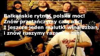 PIERSI - Bałkanica + tekst karaoke