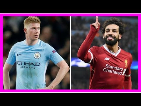Breaking News | PFA Player of the Year - Kevin de Bruyne or Mohamed Salah? BBC pundits' verdict