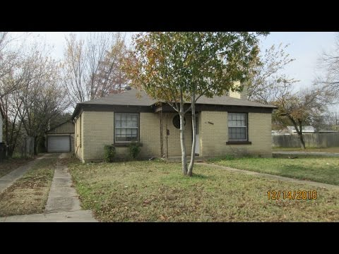 Fort Worth Homes for Rent 2BR/1BA by Property Management in Fort Worth TX