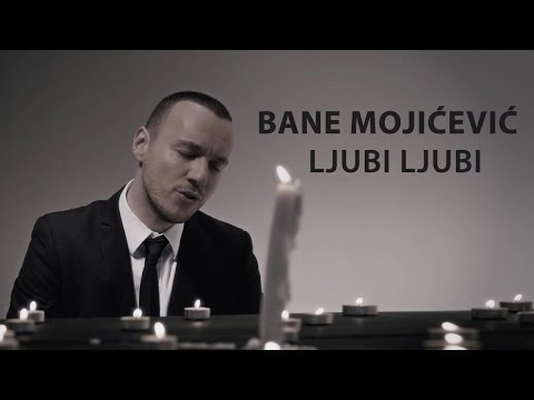 BANE MOJICEVIC - LJUBI LJUBI (OFFICIAL VIDEO)