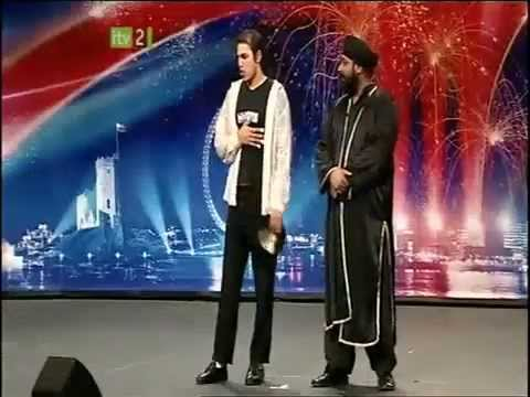 MICHAEL JACKSON Tribute  Signature FULL AUDITION On Britains Got Talent 2008