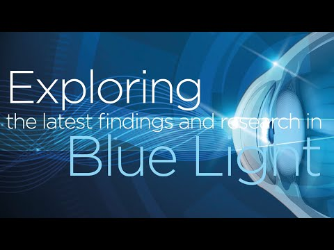 Exploring the latest findings & research in Blue Light