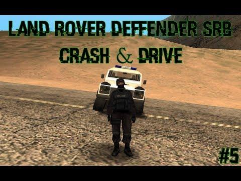 [SA-MP] Land Rover Deffender Serbian Police Mod TEST!!! #5