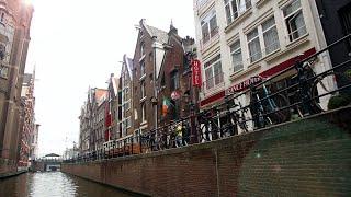 Gone Glamping i Holland. Amsterdam, Gouda, Kinderdijk