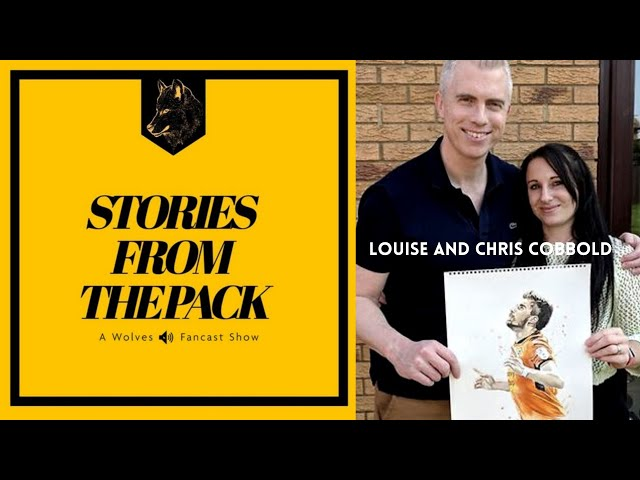 Wolves Stories From The Pack - Louise and Chris Cobbold S3 S4