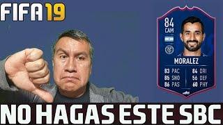 FIFA 19 SBC Maxi Moralez POTM MLS No lo Hagas Barato No Lealtad 😎⚽