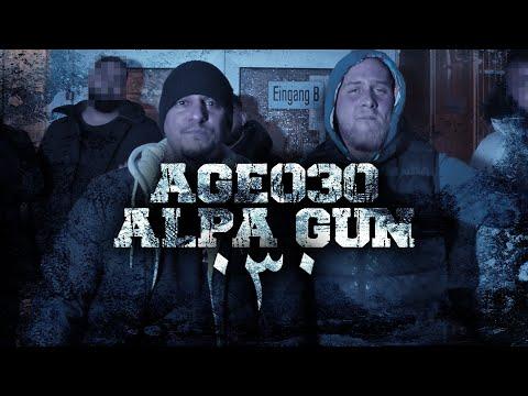 AGE030 X ALPA GUN - ٠٣٠ / 030 (PROD. BY VEYSIGZ)