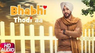 Bhabhi Thodi Aa ( Full Audio Song ) | Gur meet | R Guru | Punjabi Audio Songs | Speed Records