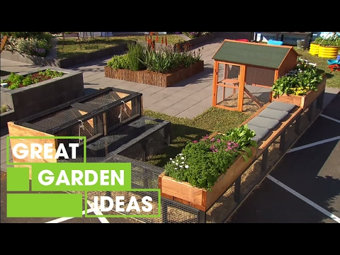 Create the ultimate family garden | Great Home Ideas