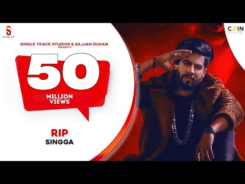 R.I.P (Full Song) | Singga | Mofusion | Ditto Music | ST Studio | New Punjabi |Arthi Utte V Muchh