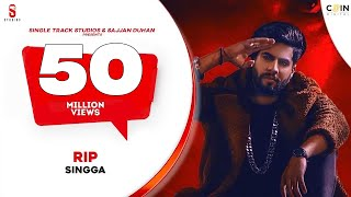 R I P Full Song Singga Mofusion Ditto Music ST Studio New Punjabi Arthi utte v muchh