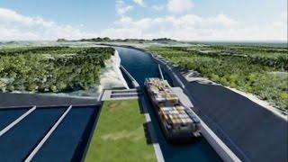 Стоимость реконструкции Панамского канала возрасла еще на 740 миллионов долларов (новости)(, 2014-12-27T17:26:18.000Z)
