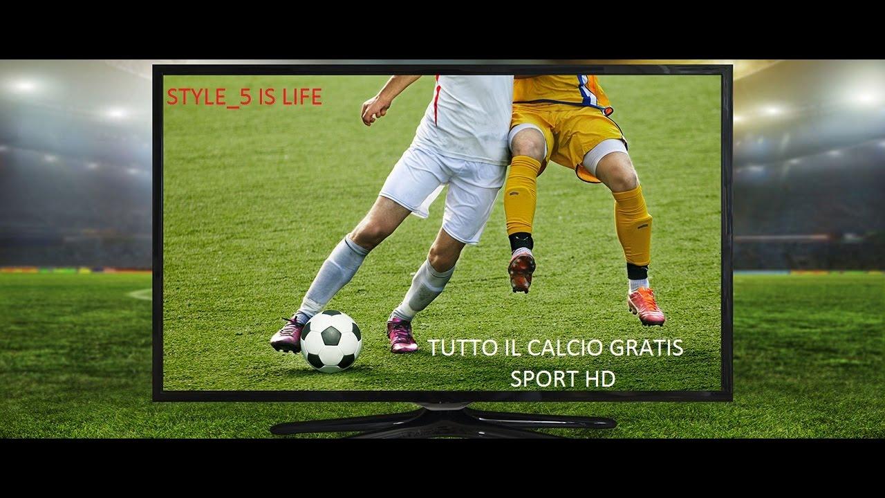 Come vedere partite in diretta gratis | Salvatore Aranzulla