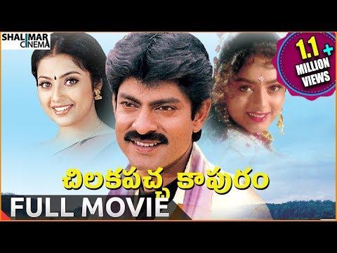 Chilakapacha Kapuram Telugu Full Length Movie    Jagapathi Babu, Meena, Soundarya