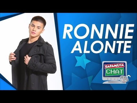 Kapamilya Chat with Ronnie Alonte for #KiligKing Concert