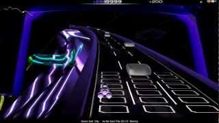 Azuro feat. Elly - Je Ne Sais Pas (R.I.O. Remix) on Audiosurf
