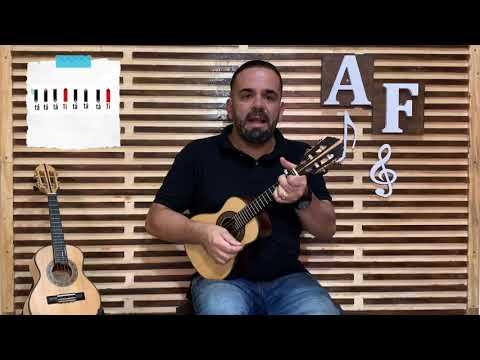 DICAS PARA CAVAQUINHO (INICIANTE) - 2#