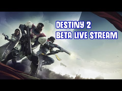 Destiny 2 Beta live stream | GameOver.gr