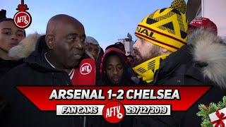 Arsenal 1-2 Chelsea | The Transfer Window Is More Important Than A Win! (Turkish)