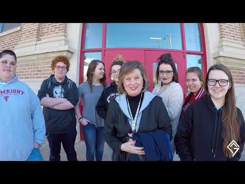 @GNWY.CO Drumright High School RECAP