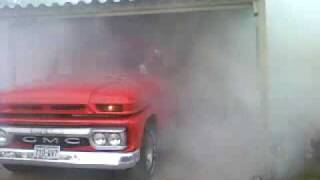 1964 GMC Burnout