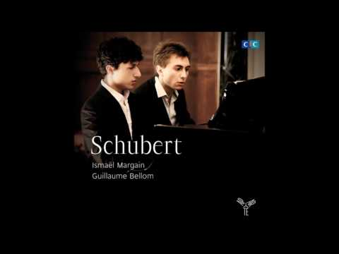 Ismael Margain & Guillaume Bellom play Franz Schubert (Audio video)