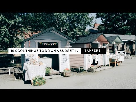 19 Cool Things to do on a Budget in Tampere