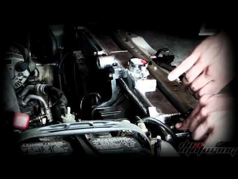 How to Install 98-02 Honda Accord 4CYL Radiator