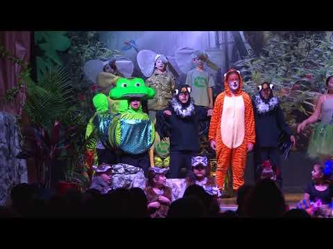 Tahoe Valley Elementary School - Disney's The Jungle Book Kids