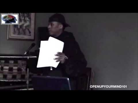 Professor Griff - How The Illuminati Plan To Destroy The Bla