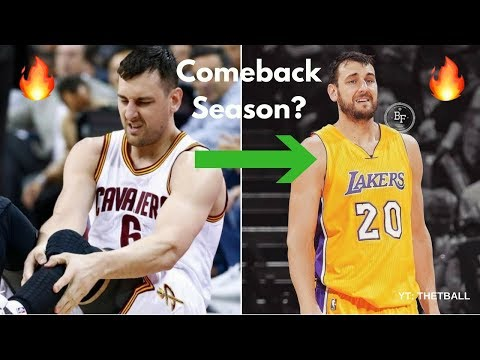 How Andrew Bogut Fits With the Los Angeles Lakers - Wanted to Play With Lonzo Ball!