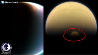 """""""Impossible"""" Discovery On Saturn's Moon Titan! UFO Weirdness 9/23/16"""