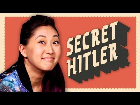 THE MOST INTENSE SECRET HITLER | Smosh Games