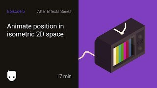 Constrain movement in isometric 2D space [FREE EXPRESSION] | After Effects Series #5
