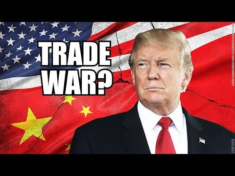Trump's Trade War With China Is Political Theater To Distract From Failing Economy