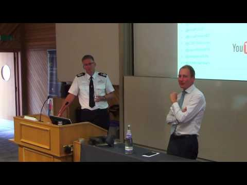 Q&A _ Chief Constable Simon Cole _ Policing a Multicultural City _ University of Leicester, 03/07/17