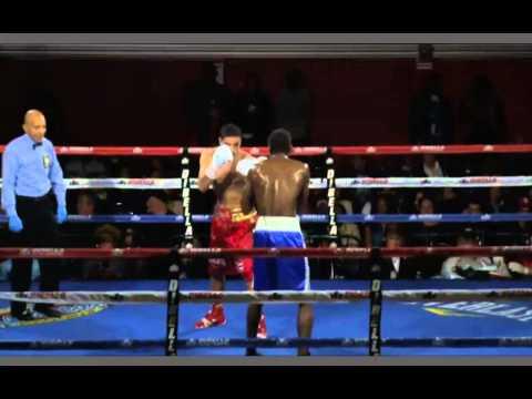 James Johnson Full Fight
