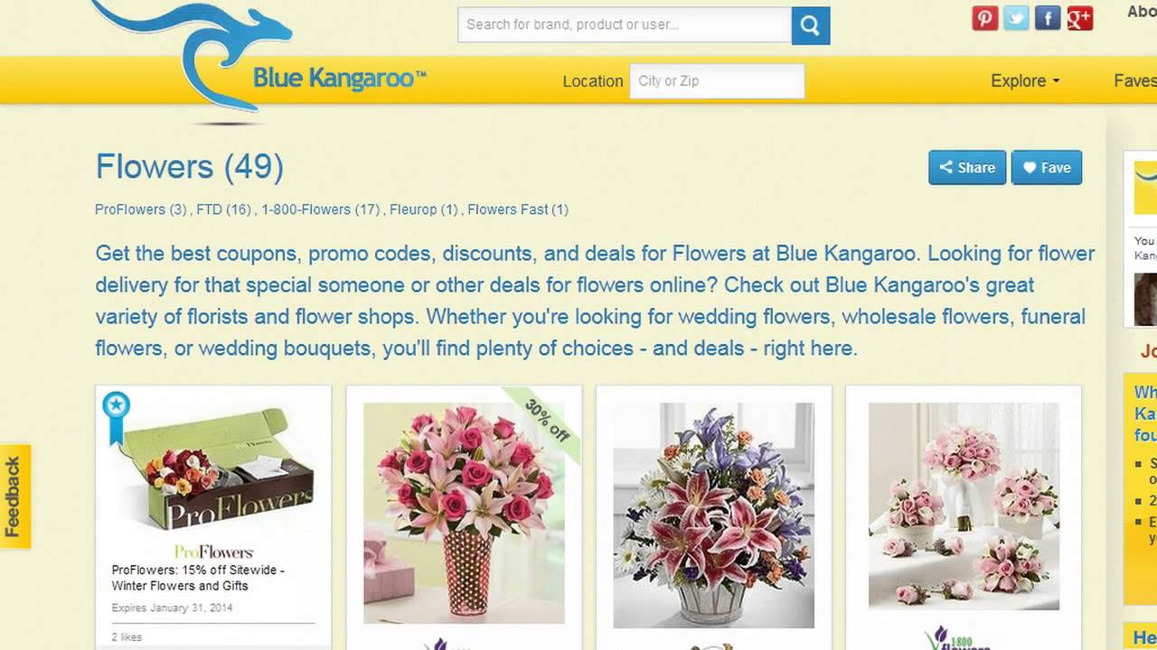 How To Find Cheap Flower Delivery Online Youtube