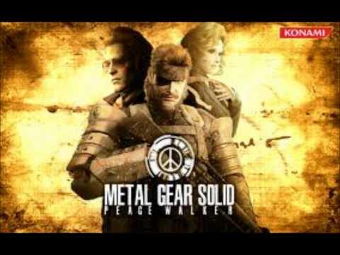 Metal Gear Solid: Peace Walker - Koi No Yokushiryoku (Paz's Theme)