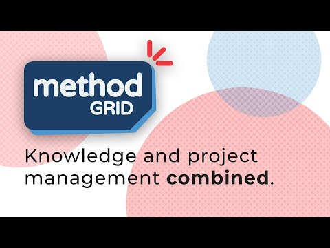 Method Grid - Knowledge and Project Management Combined